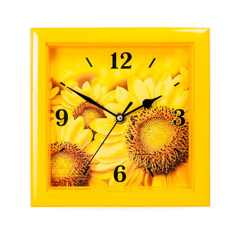 Часы настенные Вега ПодсолнухиП3-2-104