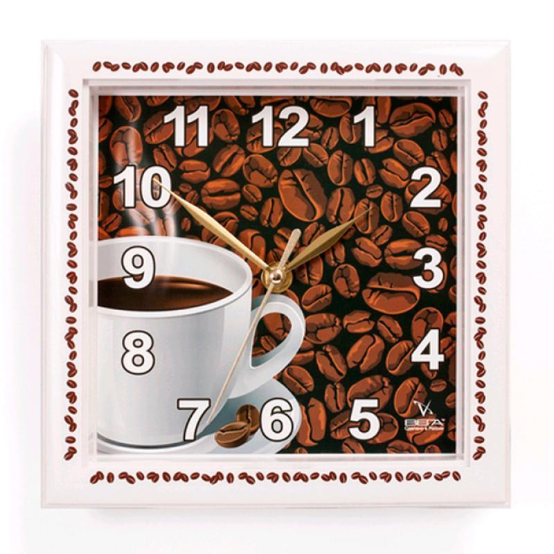 Часы настенные Вега Кофе. П3-791-12П3-791-12