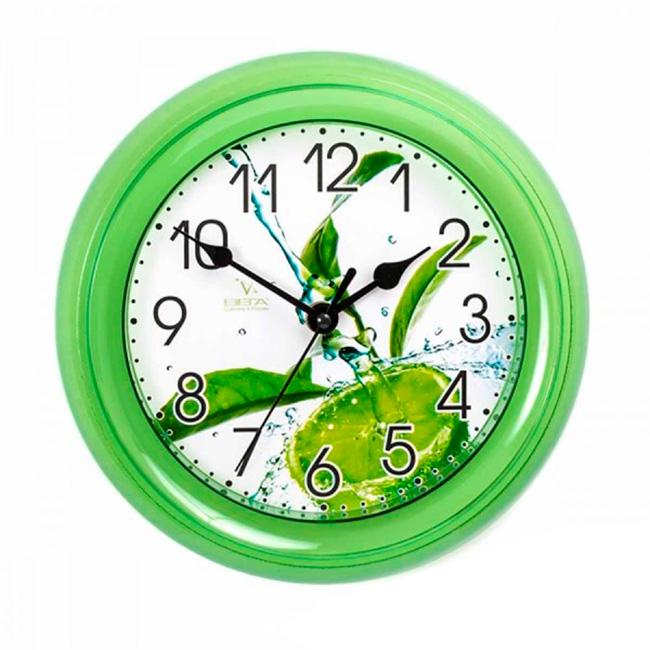 Часы настенные Вега ЛаймП6-3-103