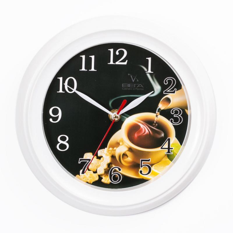 Часы настенные Вега Чашка чаяП6-7-24
