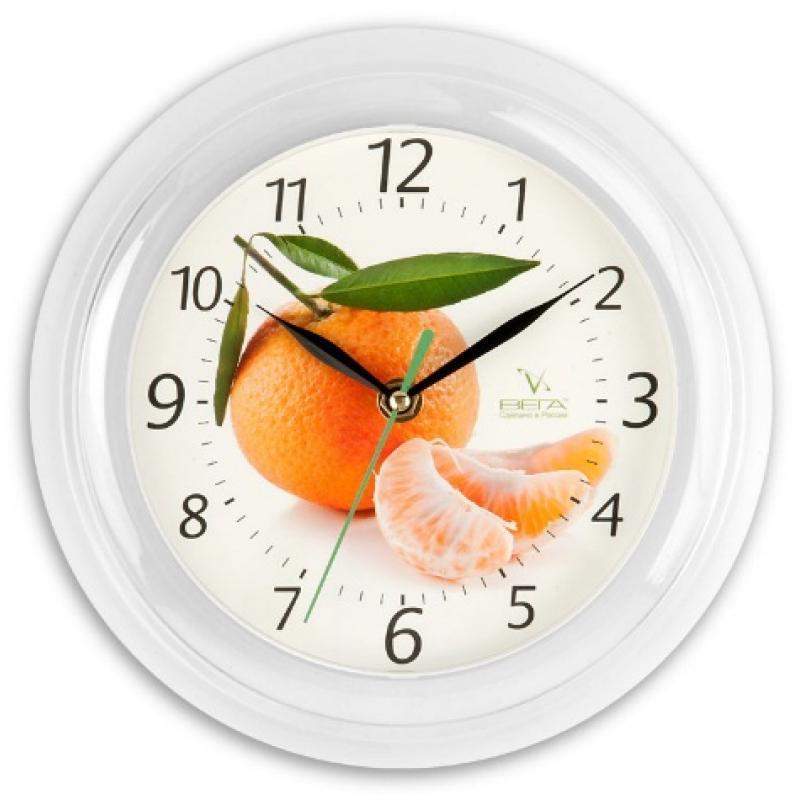 Часы настенные Вега МандаринП6-7-5