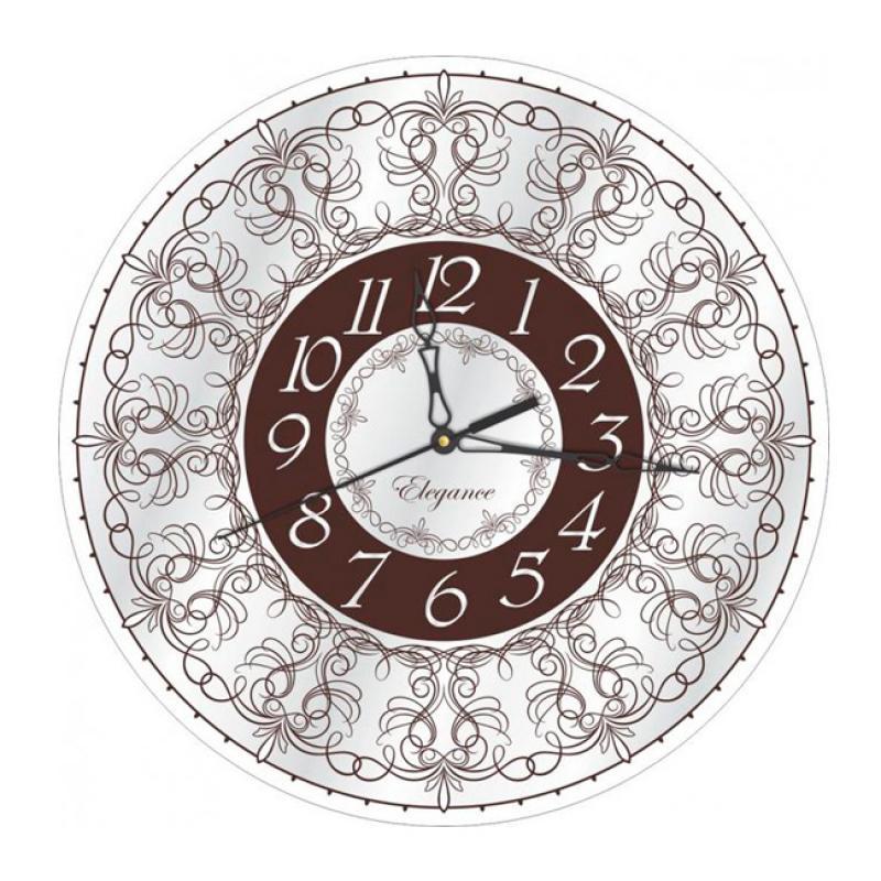 Часы настенные Вега Узоры. СО1-12СО1-12