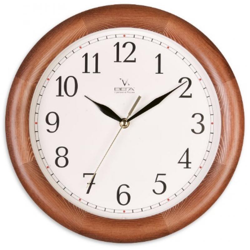 Часы настенные Вега Классика. Д1Д/7-98Д1Д/7-98