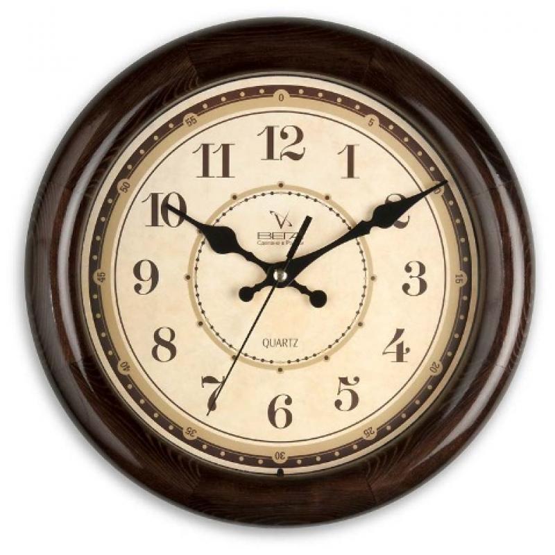 Часы настенные Вега Классика. Д1МД/6-191Д1МД/6-191