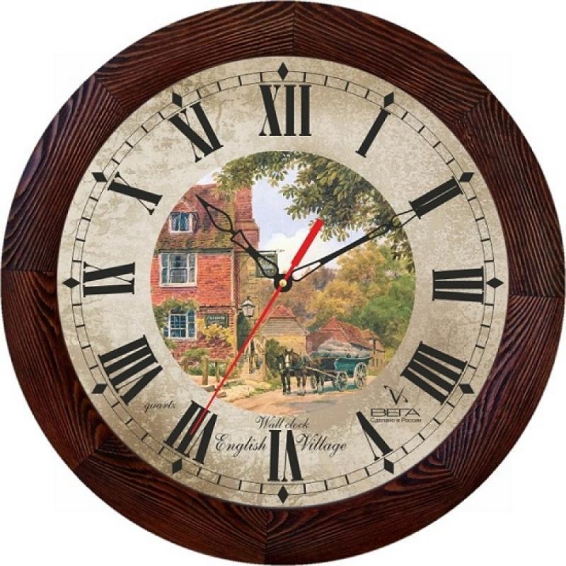 Часы настенные Вега ДворД3МД/7-144