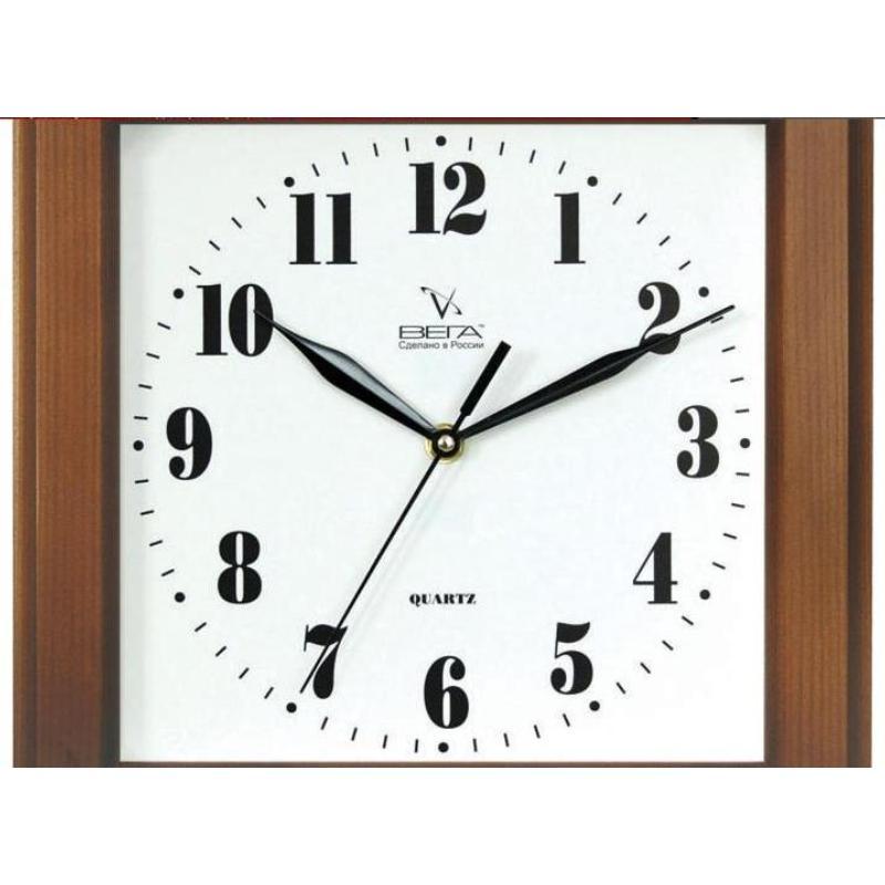 Часы настенные Вега Классика. Д4Д/7-26Д4Д/7-26