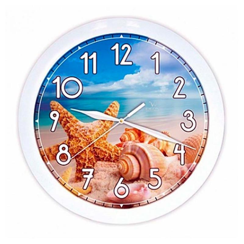 Часы настенные Вега Морской берегП1-7/7-222