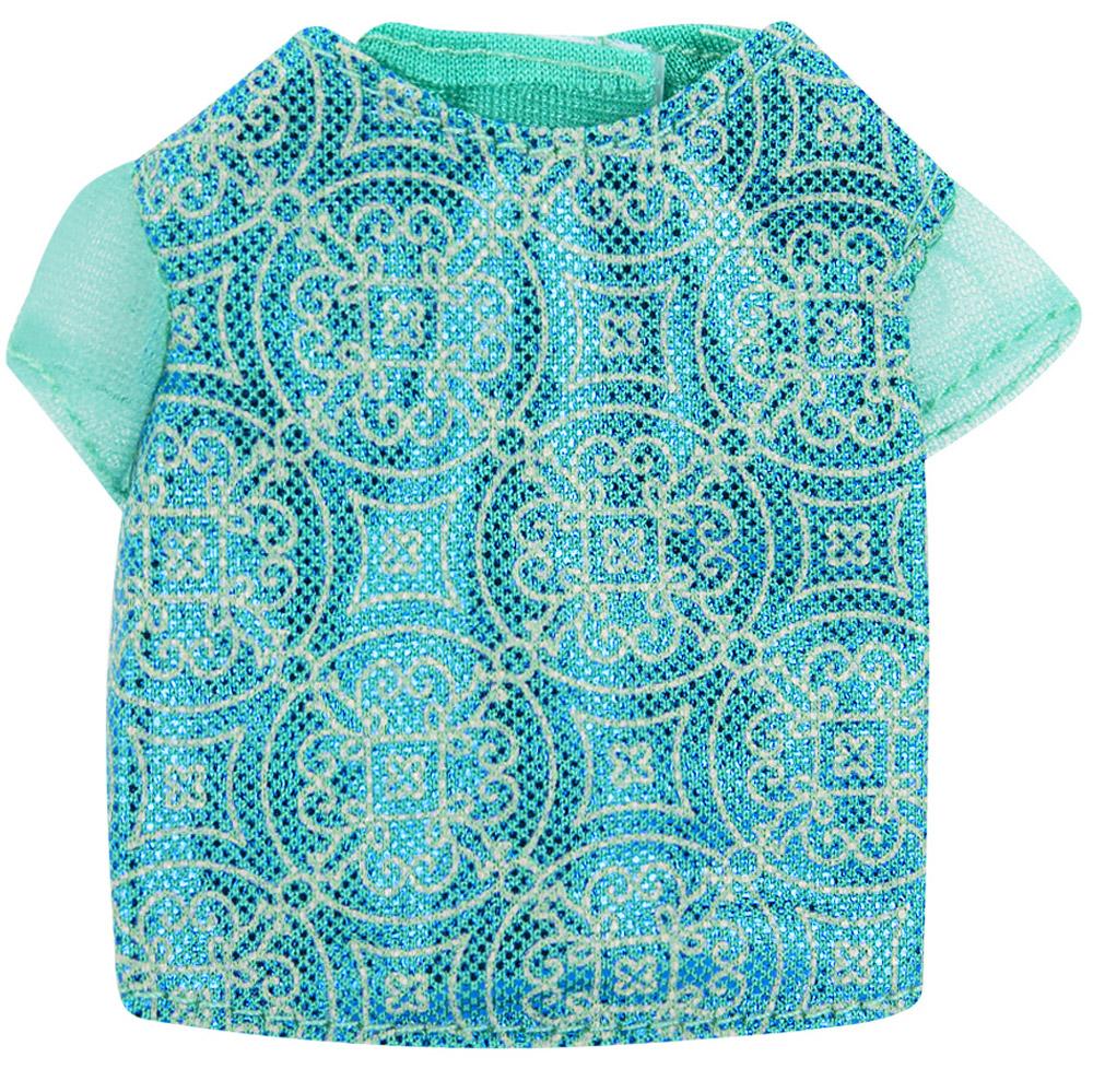 Barbie Одежда для кукол Кофта цвет синий зеленый