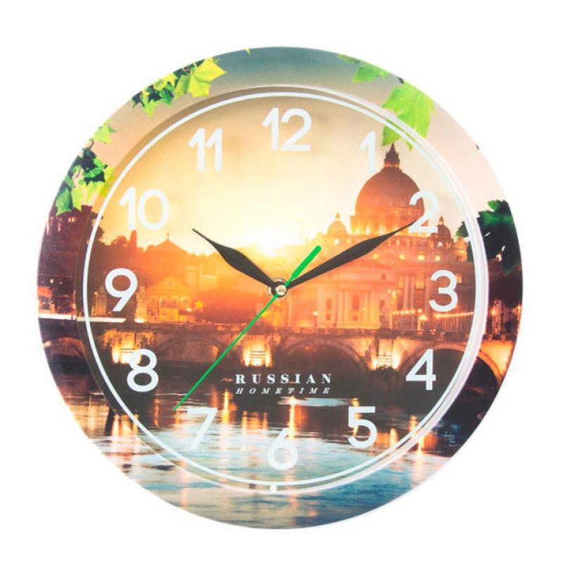 Часы настенные Вега РассветП1-263/7-263