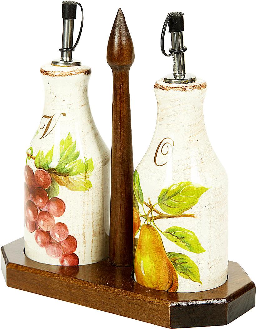 Набор для масла и уксуса Sestesi, на подставке, 3 предметаFRTT/872/LСоздание компании, претендующей на мировую популярность, требует наличия определенной изюминки. Фирма Lavorazione Ceramiche Sestesi (LCS) – популярный производитель, известный своими первоклассными изделиями из керамики. Дизайнеры компании разрабатывают разнообразные декоры в современном и классическом стилях, ориентируясь на новомодные тенденции.Изделия снабжены подарочными упаковками, поэтому могут быть преподнесены в качестве подарка к любому торжеству. Собрав набор из различных предметов, вы сможете организовать прекрасный и, что особенно важно, функциональный презент молодоженам, новоселам или просто сделать приятный сюрприз для близкого человека. Прекрасные декоры, ручная роспись, превосходное качество и регулярное обновление коллекций позволило итальянской компании Lavorazione Ceramiche Sestesi достаточно быстро выйти на мировой уровень. Сегодня ее изделия известны далеко за рубежом. Роскошная керамика LCS по вкусу ценителям изысканной посуды, выполненной в флорентийском стиле....