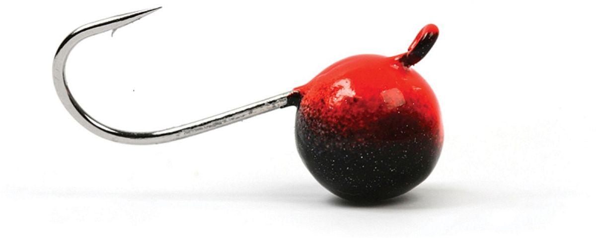 Мормышка вольфрамовая Asseri Шар, с ушком, цвет: черный, красный, диаметр 3,5 мм, вес 0,4 г, 5 штCB3-BPRМормышка Asseri Шар изготовлена из вольфрама и оснащена крючком. Она небольшого размера и окрашена так, чтобы издалека привлечь рыбу. Главное достоинство вольфрамовой мормышки - большой вес при малом объеме. Эта особенность дает большие преимущества при ловле, так как позволяет быстро погрузить приманку на требуемую глубину и лучше чувствовать игру мормышки.