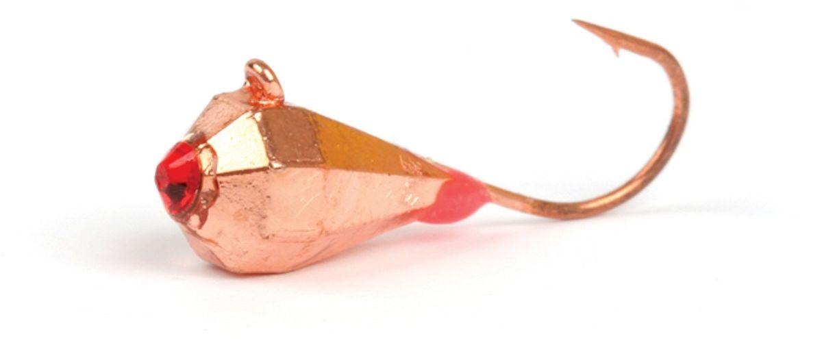 Мормышка вольфрамовая Finnex Граненая капля, 1,23 г, 5 шт. R5-Cu+R5-Cu+Мормышка Finnex Граненая капля изготовлена из вольфрама и оснащена крючком Hayabusa. Главное достоинство вольфрамовой мормышки - большой вес при малом объеме. Эта особенность дает большие преимущества при ловле, так как позволяет быстро погрузить приманку на требуемую глубину и лучше чувствовать игру мормышки. За счет небольшого лобового сопротивления приманка не только быстро оказывается на нужной глубине, но и предоставляет возможность ведения действительной активной игры.