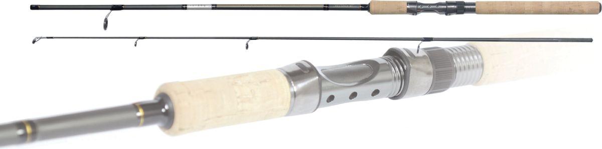 Спиннинг штекерный Blind Hybridfiber, 2 секции, 2,70 м, тест 20-40 г205-H1270205-H1270 Спиннинг штекерный Blind Hybridfiber (2 секции) 2,7m. Спиннинг штекерный Blind Hybridfiber 2,7m один из луших спиннингов в коллекции BLIND. В течение многих лет скандинавские рыболовы пользуются именно этой серией спиннингов в охоте за крупными хищиками. Спининг штекерный Blind Hybridfiber 2.7m по мнению скандинавов является лучшим спиннингом в 2015 году. Двухчастный бланк позволяет делать максимально точные забросы, используя довольно крупные приманки весом от 20 гр до 40гр. Бланк оснащен керамическими кольцами 5+1. Бланк произведен из высомодульного графита, имеет современную косметику, что придает отменный эстетический вид.