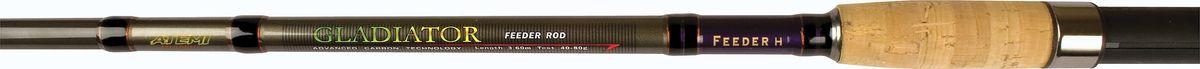 Удилище фидерное Atemi Gladiator Feeder, 3,9 м, до 140 г209-02390Удилище фидерное Gladiator Feeder 3.9м до 140 гр. Мощный трехколенный фидер ATEMI GLADIATOR FEEDER 3.9м до 140 гр. Бланк удилища изготовлен из графита IM7, что позволяет обеспечить фидеру необходимую жесткость и отличную посылистость. Удилище комплектуется сменными кончиками разной жесткости. Рекомендуется для ловли на сильном течении, отлично справляется с рывками крупной рыбы. Характеристики • Длина: 3.90м • Транспортирующая длина: 137 см • Тест: 80-140 гр. • Строй: Fast • Материал бланка: POWERED GRAPHITE IM7 • Материал рукоятки: Пробка • Кольца: SIC • Количество секций: 3+3 • Вес: 310 гр.