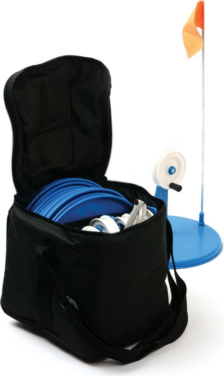 Набор жерлиц Asseri Pike Flag, в сумке, 10 шт909-02500Набор жерлиц Asseri Pike Flag применяется для зимней рыбалки. С его помощью можно обеспечить легкий процесс рыбной ловли на окуней, щук, судаков и других хищников. Жерлицы изготовлены из нержавеющего материала, а сторожок из пружинящей стальной проволоки. Конструкция надежная и прочная. Для лучшей сигнализации имеется флажок, который выпрямляется во время поклевки. Используется для ловли рыбы на затемненную лунку. В комплекте сумка для переноски и хранения.