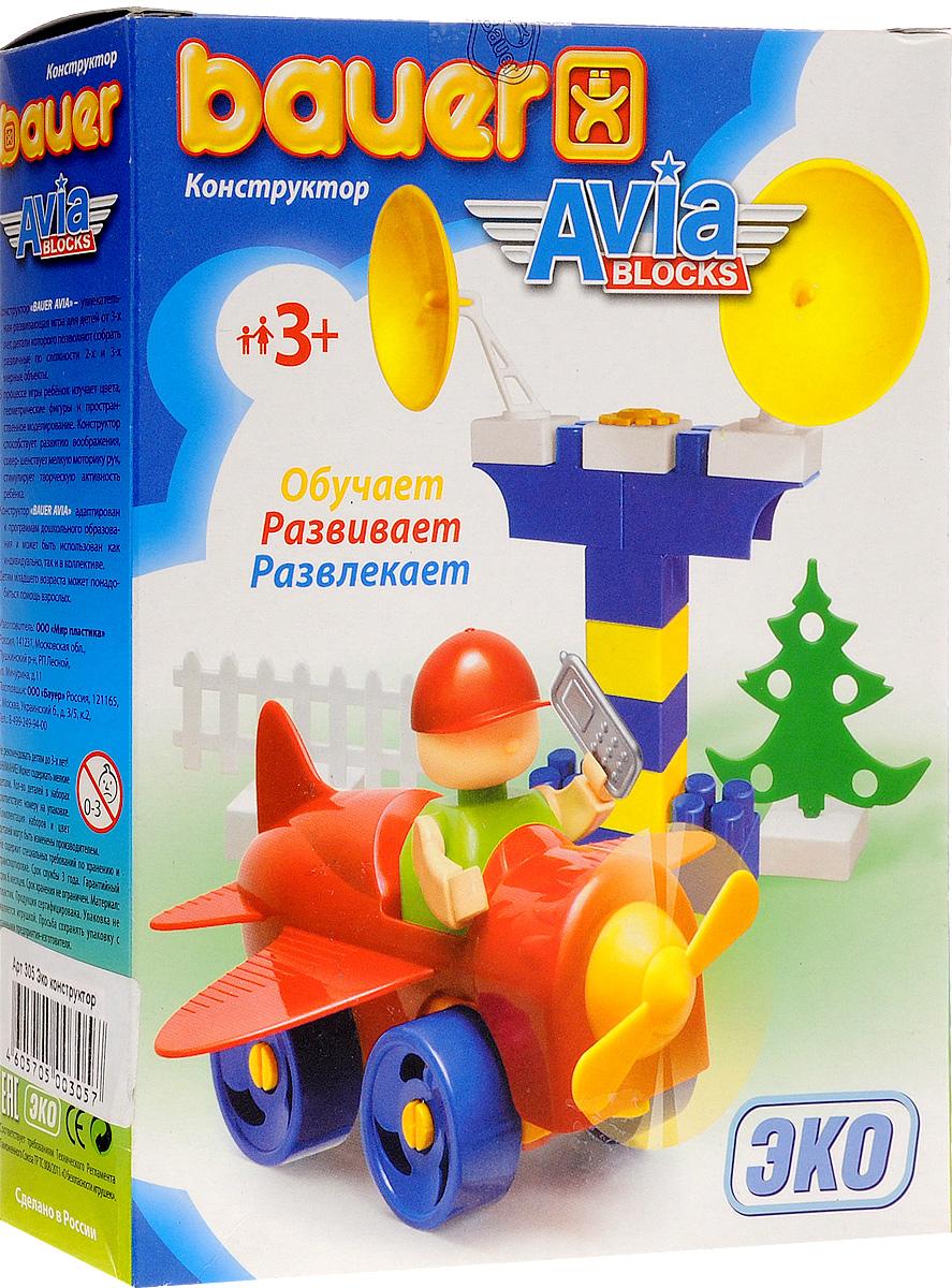 Bauer Конструктор Avia Blocksкр305_авиа/самолёт красныйКонструктор Bauer Avia Blocks прекрасно подходит для детского творчества и семейного отдыха, способствуют развитию объёмного мышления ребенка, фантазии, координации движения глаз, мелкой моторики и памяти. Все детали сделаны из высококачественного пластика с использованием пищевых красителей. Ребенок сможет часами играть с этим конструктором, придумывая разные истории и комбинируя детали. Конструктор Bauer Avia Blocks адаптирован к программам дошкольного образования, и может быть использован как индивидуально, так и в коллективе.