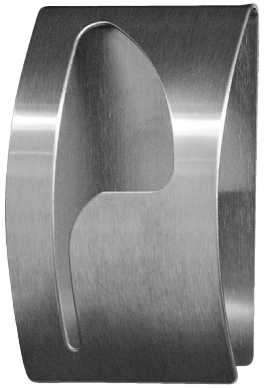 Tatkraft Point Самоклеющаяся вешалка для полотенец из нержавеющей стали20122Tatkraft POINT Самоклеющаяся вешалка для полотенец из нержавеющей стали, не боится влаги, удобна в использовании. Легкая установка (инструкция на упаковке), надежный клеевой слой, выдерживает вес до 5 кг. Упаковка: блистер.