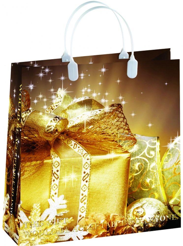 Пакет подарочный Bello, 23 х 10 х 26 см. BAS 55BAS 55Подарочный пакет Bello, изготовленный из пищевого полипропилена, станет незаменимым дополнением к выбранному подарку. Дно изделия укреплено плотным картоном, который позволяет сохранить форму пакета и исключает возможность деформации дна под тяжестью подарка. Для удобной переноски на пакете имеются две пластиковые ручки. Подарок, преподнесенный в оригинальной упаковке, всегда будет самым эффектным и запоминающимся. Окружите близких людей вниманием и заботой, вручив презент в нарядном, праздничном оформлении. Грузоподъемность: 12 кг. Морозостойкость: до -30°С.