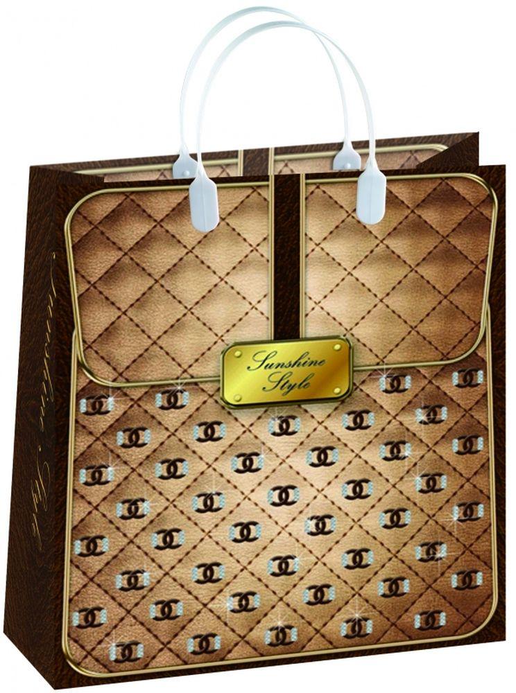 Пакет подарочный Bello, 23 х 10 х 26 см. BAS 75BAS 75Подарочный пакет Bello, изготовленный из пищевого полипропилена, станет незаменимым дополнением к выбранному подарку. Дно изделия укреплено плотным картоном, который позволяет сохранить форму пакета и исключает возможность деформации дна под тяжестью подарка. Для удобной переноски на пакете имеются две пластиковые ручки. Подарок, преподнесенный в оригинальной упаковке, всегда будет самым эффектным и запоминающимся. Окружите близких людей вниманием и заботой, вручив презент в нарядном, праздничном оформлении. Грузоподъемность: 12 кг. Морозостойкость: до -30°С.