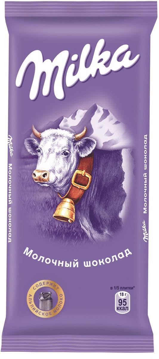 17 ноября 1825 года швейцарский шоколатье и пекарь Филипп Сушард (1797-1884) открыл в Нушатель, Швейцария, пекарню, где он продавал десерты ручной работы. В течение следующего года производство стремительно расширялось, и фабрика была перенесена в соседний Серрер, в помещение, занимаемое ранее водяной мельницей; Филипп ежедневно продавал уже по 25-30 килограммов шоколада Milka. В течение 1890-ых в шоколадную продукцию Suchard начало добавляться молоко. Согласно Хорватским источникам, название для шоколадной продукции Милка было выбрано Филиппом в знак его страсти, почтения и симпатии к хорватской сопрано-певице Милке Терниной (1863-1941). В 1970 компания Suchard слилась со швейцарским производителем Toblerone, образовав этим слиянием Interfood. В 1982 Interfood была объединена с кофейной компанией Jacobs, превратившись в Jacobs Suchard, которая вскоре была приобретена, (включая бренд Milka), компанией Kraft Foods. В октябре 2012 года компания была переименована в Mondelez...