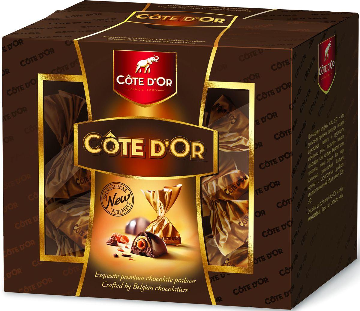 Cote d'Or шоколад молочный с дроб.фундуком, 150 г 609339