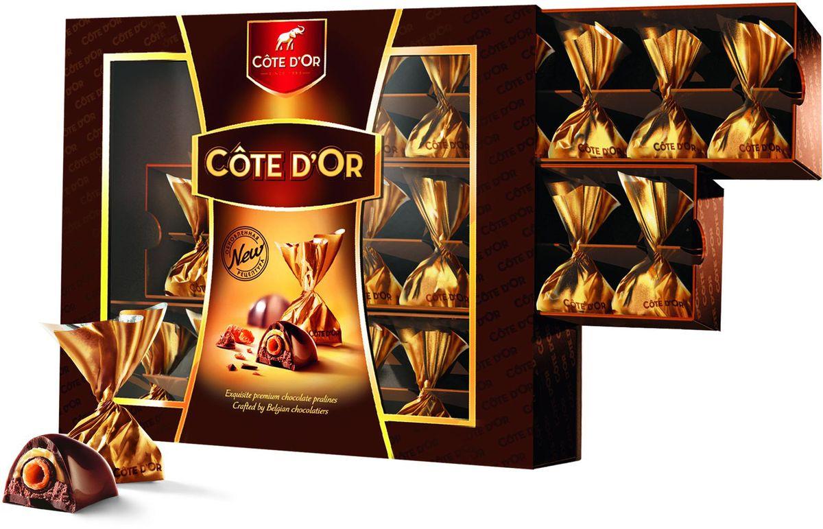 Cote dOr шоколад молочный с дроб.фундуком, 210 г758414Шоколадные конфеты Cote dOr - это уникальная гармония молочного шоколада, нежной двухслойной начинки и хрустящего вафельного ролла, покрытого горьким шоколадом. Они созданы бельгийскими шоколатье, чтобы дарить Вам моменты сладкой жизни! Cote dOr - это конфеты для современных людей, которым близок европейский стиль жизни и которые убедились, что европейские продукты - это продукты высокого качества. Эксклюзивный дизайн стильных коробок завершает изысканный образ конфет Cote dOr