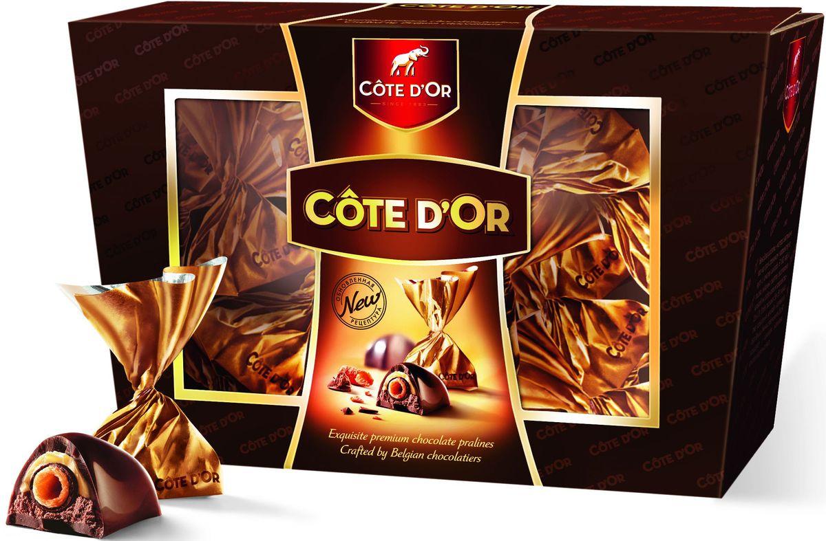 Cote d'Or шоколад молочный с дроб.фундуком, 240 г 374411