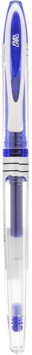 Silwerhof Ручка гелевая Saber цвет синий 016062-02016062-02Гелевая ручка Silwerhof Saber в корпусе из прозрачного пластика прекрасно подойдет как взрослым, так и детям. Зона захвата имеет рифленую поверхность. Ручка дополнена пластиковым колпачком с удобным клипом. Ручка Saber имеет игловидный пишущий узел, обеспечивающий гладкое письмо. В самой ручке используются качественные гелевые чернила синего цвета.
