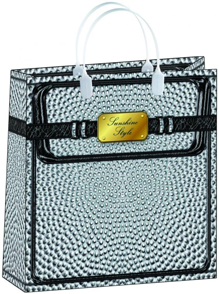 Пакет подарочный Bello, 30 х 10 х 30 см. BAM 106BAM 106Подарочный пакет Bello, изготовленный из пищевого полипропилена, станет незаменимым дополнением к выбранному подарку. Дно изделия укреплено плотным картоном, который позволяет сохранить форму пакета и исключает возможность деформации дна под тяжестью подарка. Для удобной переноски на пакете имеются две пластиковые ручки. Подарок, преподнесенный в оригинальной упаковке, всегда будет самым эффектным и запоминающимся. Окружите близких людей вниманием и заботой, вручив презент в нарядном, праздничном оформлении. Грузоподъемность: 12 кг. Морозостойкость: до -30°С.