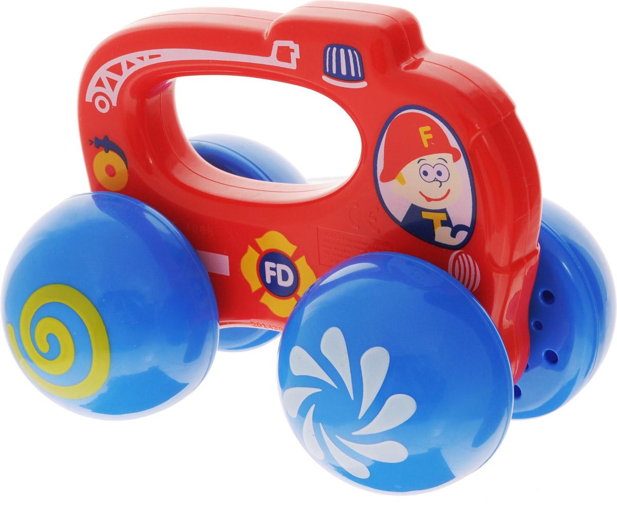 Playgo Развивающая игрушка Пожарная машинка