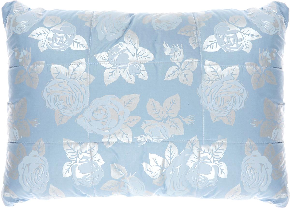 Подушка Smart Textile Combi, наполнитель: верблюжья шерсть + бамбуковое волокно, 50 х 70 смК534Подушка Smart Textile Combi - прекрасный вариант для вашего здорового сна. Изделие имеет двойной наполнитель - верблюжья шерсть и бамбуковое волокно. Чехол выполнен из простеганной хлопчатобумажной ткани с верблюжьей шерстью. Верблюжья шерсть славится своим прекрасным согревающим эффектом, так как способна долгое время сохранять тепло. Она помогает снять стресс и улучшить сон. Помимо этого, такая шерсть отличается терморегулирующим свойством и гигроскопичностью, то есть отлично пропускает воздух благодаря структуре своих волосков. Основной наполнитель подушки - бамбуковое волокно, которое отличается прекрасной вентилирующей способностью и антибактериальными свойствами. Благодаря такому сочетанию верблюжьей шерсти и бамбукового волокна подушка Smart Textile Combi получается очень мягкой, теплой, что делает ее идеальной для сна и отдыха.