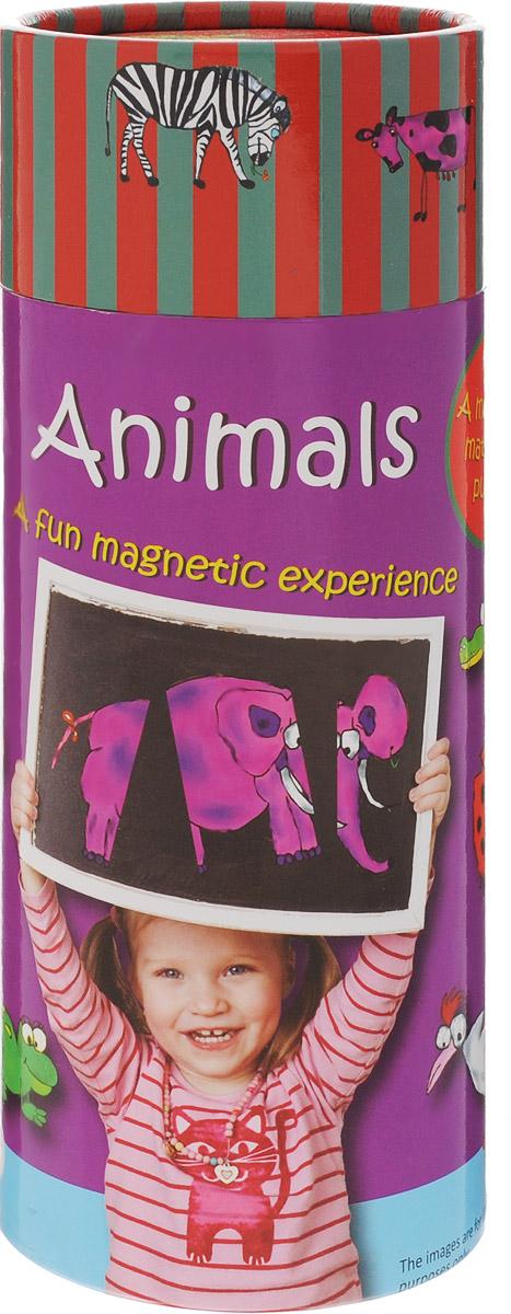 The Purple Cow Обучающая игра Животные 026092026092Обучающая магнитная игра The Purple Cow Животные является отличным инструментом в развитии малыша. Она поможет в игровой форме развить свое воображение. Играя, ребенок сможет собрать разнообразных животных, в том числе самых фантастических. Магнитная игра может быть использована на различных металлических поверхностях - холодильник, дверь, магнитная доска и так далее. Такая игра пригодится как профессионалам, так и родителям.