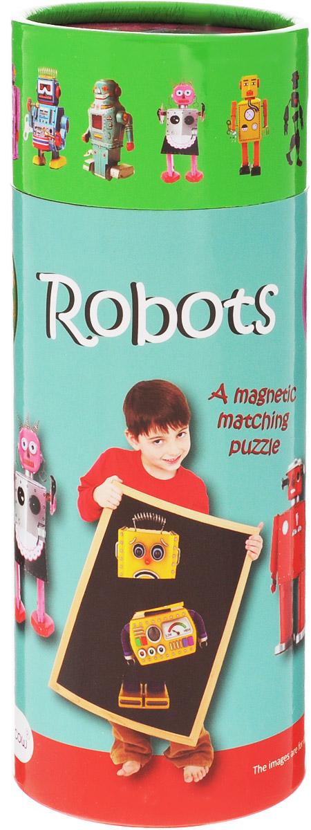 The Purple Cow Обучающая игра Роботы026085Обучающая магнитная игра The Purple Cow Роботы является отличным инструментом в развитии малыша. Она поможет в игровой форме изучить фигуры и цвета, развить свое воображение. Играя, ребенок сможет собрать разнообразных роботов. Магнитная игра может быть использована на различных металлических поверхностях - холодильник, дверь, магнитная доска и тому подобное.