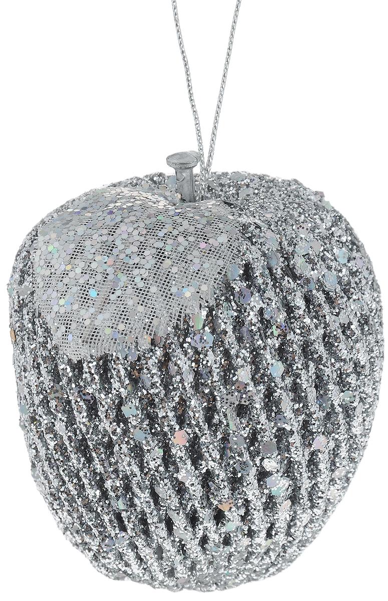 Украшение новогоднее подвесное Lovemark Яблоко, высота 8 смW3853G/SНовогоднее подвесное украшение Lovemark Колокольчик выполнено из пластика и ПВХ. С помощью специальной петельки украшение можно повесить в любом понравившемся вам месте. Но, конечно, удачнее всего оно будет смотреться на праздничной елке. Елочная игрушка - символ Нового года. Она несет в себе волшебство и красоту праздника. Создайте в своем доме атмосферу веселья и радости, украшая новогоднюю елку нарядными игрушками, которые будут из года в год накапливать теплоту воспоминаний. Размер: 6,5 х 6,5 х 8 см.