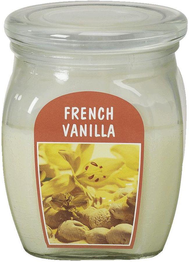 Свеча ароматическая Bolsius Ваниль, в банке, 12 х 9,2 см103926110375