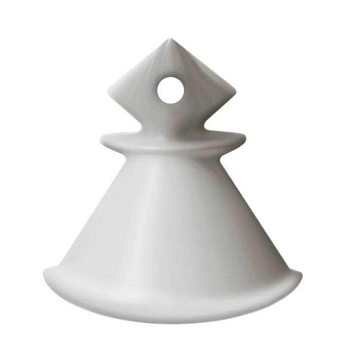 Колпачок для тушения свечей Bolsius, диаметр 3 см466224Чудесный колпачок для тушения свечей Bolsius выполнен из высококачественной керамики, что даст вам гарантию надежности и прочности аксессуара при его использовании. Колпачок для тушения свечей Bolsius можно преподнести любому человеку вне зависимости от достатка и положения, ведь свечной гаситель из керамики - идеально вписывается в любой интерьер, смотрится стильно и дорого.