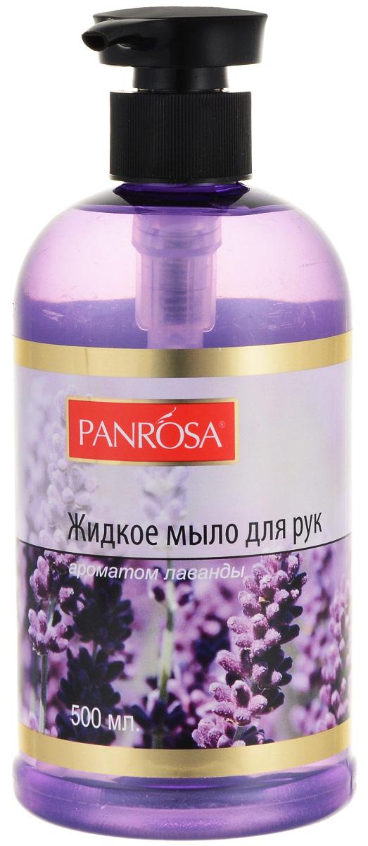 Жидкое мыло Panrosa Цветочный сад Лаванда 500мл146211Жидкое мыло для рук Panrosa, благодаря цветочным экстрактам, увлажняет кожу, оставляет на ваших руках ощущение чисты. Мыло смягчает кожу, снимает раздражение, способствует заживлению, оказывает противовоспалительное действие. Способствует быстрой регенерации клеток, устраняет шелушение, повышает эластичность кожи.