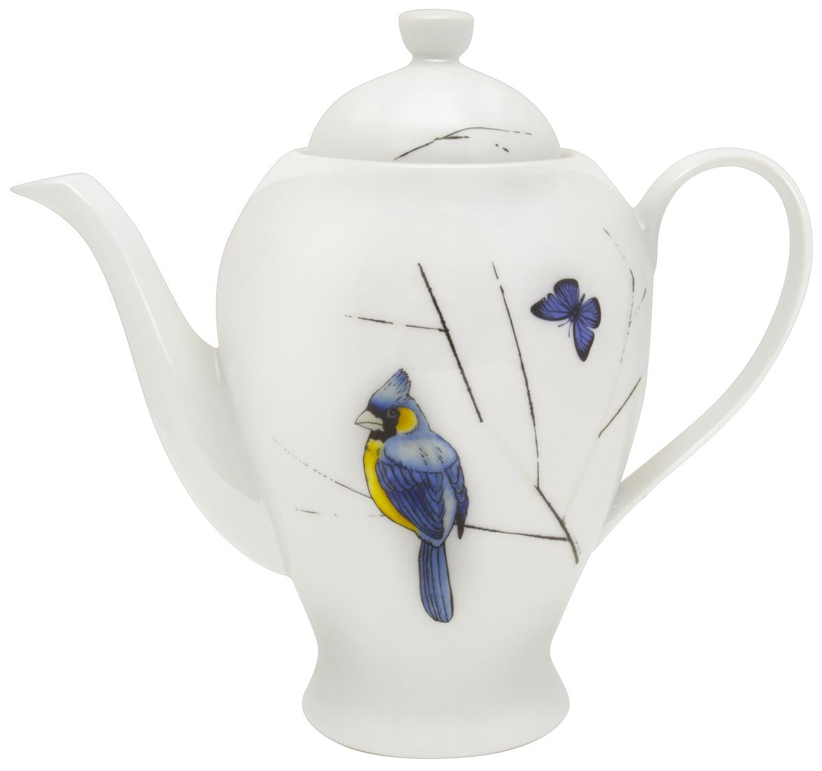 Заварочный чайник Esprado Primavera, 1290 мл. PRML12YE306PRML12YE306Заварочный чайник, 1290 мл, твердый фарфор, Primavera, Esprado, PRML12YE306