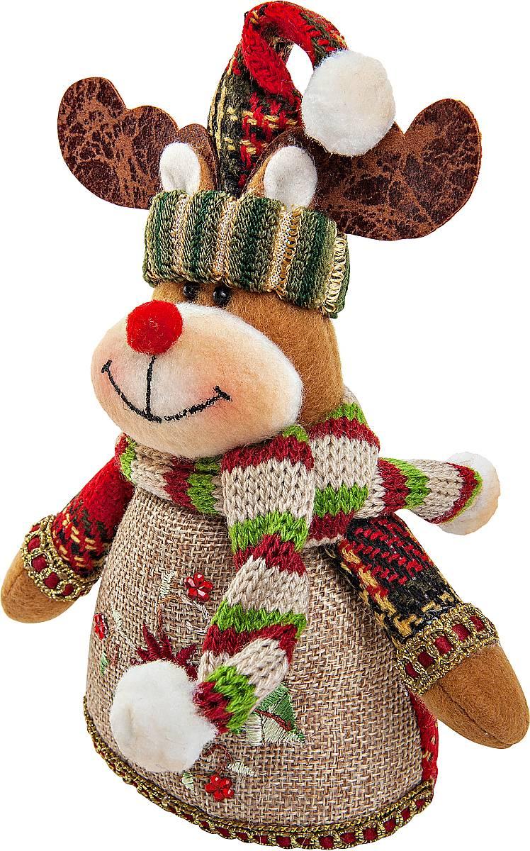 Мягкая игрушка Mister Christmas ОленьCHL-320DR