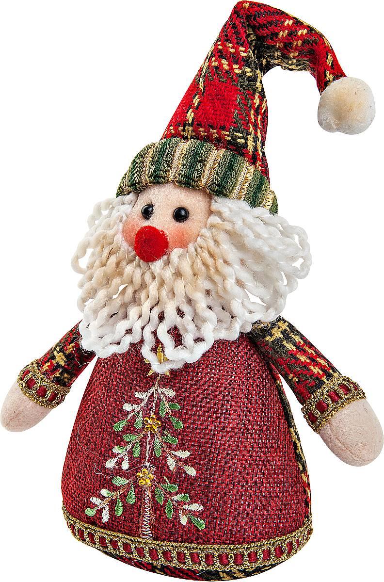 Мягкая игрушка Mister Christmas Дед МорозCHL-320SN