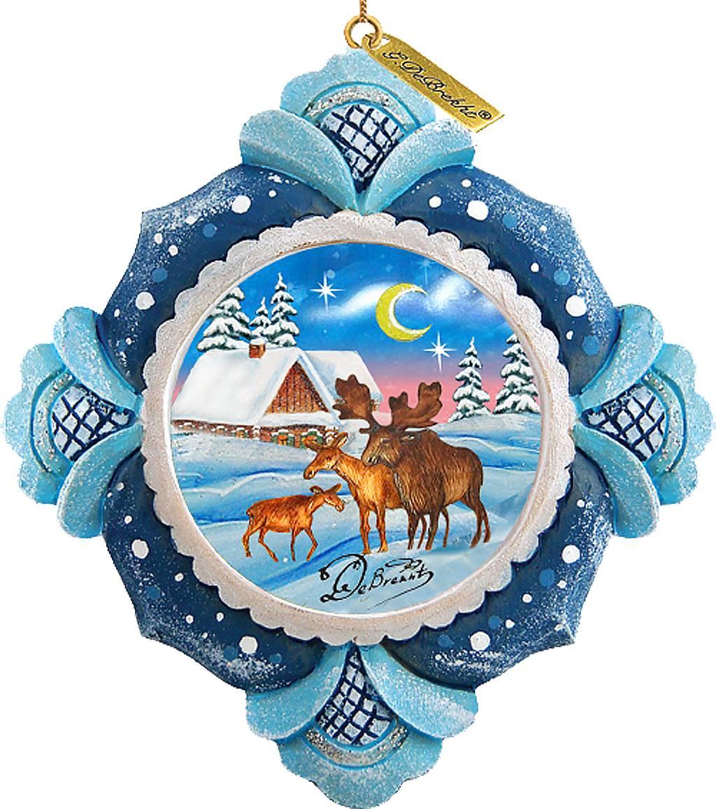 Украшение новогоднее подвесное Mister Christmas, коллекционное, высота 10 см. US 6102419US 6102419Коллекционное украшение Mister Christmas прекрасно подойдет для праздничного декора вашего дома. Изделие выполнено из полистоуна и оснащено креплением для подвешивания на елку. Новогодние украшения несут в себе волшебство и красоту праздника. Они помогут вам украсить дом к предстоящим праздникам и оживить интерьер. Создайте в доме атмосферу тепла, веселья и радости, украшая его всей семьей. Кроме того, такая игрушка станет приятным подарком, который надолго сохранит память этого волшебного времени года. Высота украшения: 10 см.