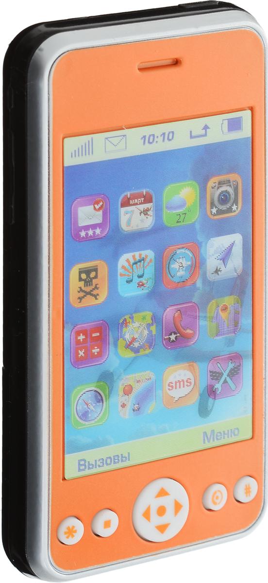 Играем вместе Игрушечный мобильный телефон Самолеты