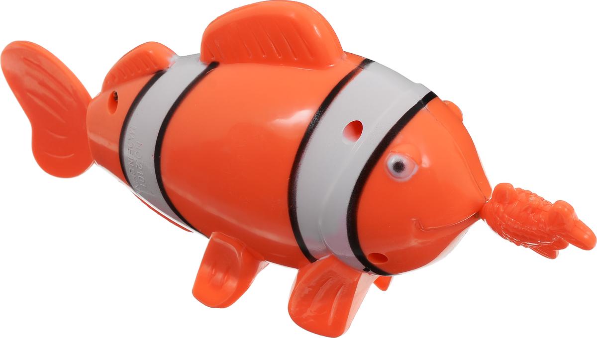 Играем вместе Игрушка для ванной заводная Рыбка