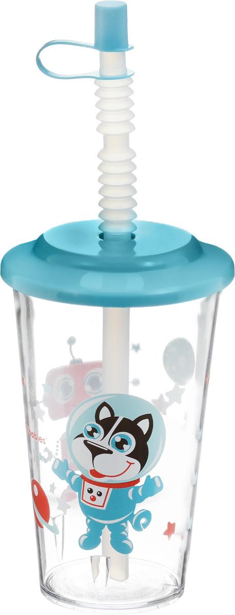 Canpol Babies Поильник с трубочкой Робот 320 мл4/112_бирюзовыйПоильник Canpol Babies Робот с гибкой трубочкой идеально подойдет для обучения ребенка навыкам питья через трубочку и облегчит переход от бутылочки к чашке. Трубочка оснащена защитным колпачком. Бутылочка выполнена в ярком бирюзовом цвете и оформлена изображением симпатичного робота. Не содержит бисфенол А.