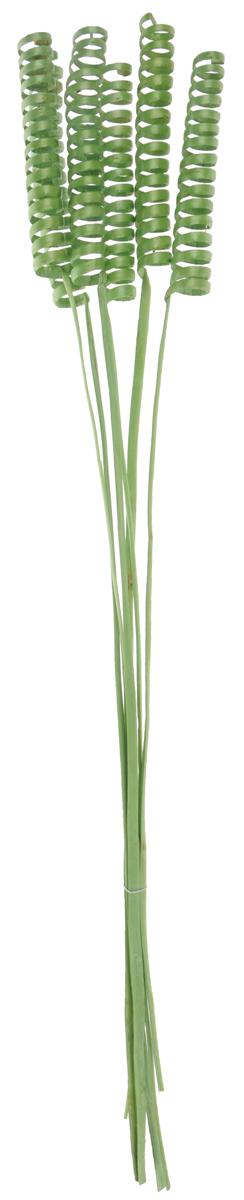 Украшение декоративное Lovemark Завиток, 6 шт6062Букет с цветами ручной работы - великолепный подарок себе и вашим близким. Этот очаровательный предмет интерьера будет приковывать взгляды ваших гостей. Изделия из соломы сочетают в себе энергию солнечных лучей и человеческих рук. Несмотря на свой хрупкий вид, cолома - прочный и долговечный материал, а значит не помнется и не поломается со временем. Рекомендации по уходу: изделие должно находиться в сухом помещении