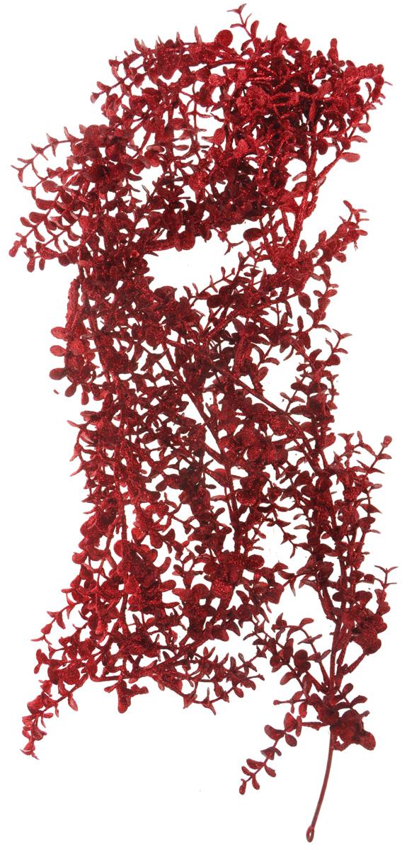 Гирдянда новогодняя Lovemark Эвкалипт, цвет: красный, длина 1,8 мXSL.99276_красныйНовогодняя гирлянда Lovemark Эвкалипт, выполненная из пластика, украсит интерьер вашего дома или офиса в преддверии Нового года. Оригинальный дизайн и красочное исполнение создадут праздничное настроение. Новогодние украшения всегда несут в себе волшебство и красоту праздника. Создайте в своем доме атмосферу тепла, веселья и радости, украшая его всей семьей. Общая длина гирлянды: 1,8 м.