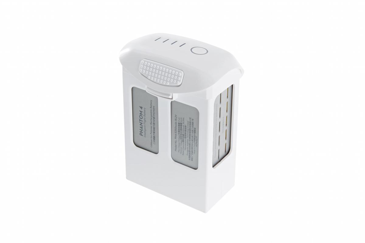 DJI Аккумулятор для квадрокоптера Phantom 436180Большая емкость для работы, до 28 минут полетного времени; Четыре светодиода индикации состояния и оставшегося заряда аккумулятора; Интегрированная система управления питанием и сбалансированной зарядки; Функция умной зарядки/разрядки помогает защитить вашу батарею; Удобная конструкция для быстрой зарядки, установки и удаления.