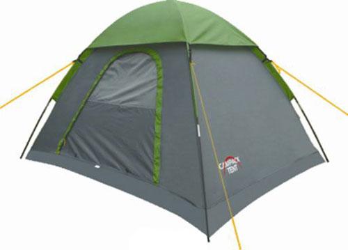 Палатка Campack Tent Free Explorer 237642Campack Tent Free Explorer 2 - классическая однослойная палатка для несложных походов и отдыха на природе. Внутри палатки имеется подвеска для фонаря и карманы для хранения мелочей. Проклеенные швы гарантируют герметичность и надежность в любой ситуации. Материал тента: 190T P. Taffeta PU; Материал дна: Tarpauling; Материал дуг: фибергласс, 7 мм.