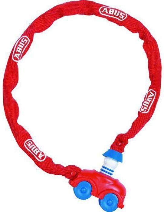 """Велозамок с ключом Abus """"My First 1510/60"""", цвет: красный 335549_ABUS"""