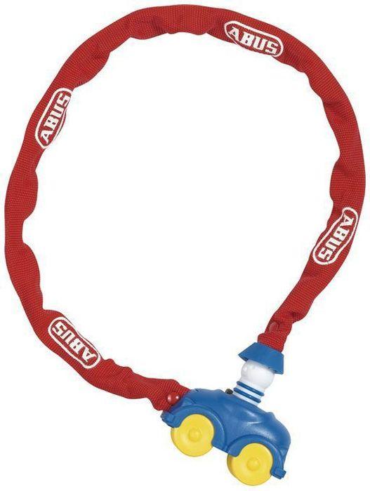 Велозамок с ключом Abus My First 1510/60, цвет: голубой335556_ABUSЗамок велосипедный My first Abus 1505/60 Применение: Корпус замка в пластиковом чехле в виде машинки (специально разработанный дизайн для детей). Автоматическое закрывание. Рекомендуется для использования в условиях с низким риском хищения Элементарный в использовании, яркий, с замком в виде игрушки - к этому велозамку идет еще и стильный чехольчик. Тип: трос с ключом (Kid Locks). Материал: Сталь в ПВХ оболочке. Длина(мм): 600. Толшина троса(мм): 4. Ключ: 2 шт. Уровень защиты: 1 (стандарт) Вес: 300 г. Цвет: Голубой Только для детей!